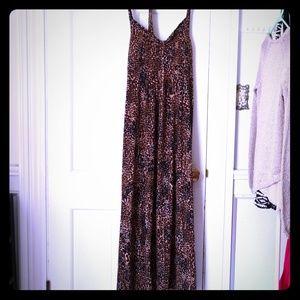 Faded Glory halter dress